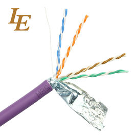 Cable de Lan torcido de la red de Ethernet U adaptable/gato 5e 4 de UTP en 1 sin blindaje